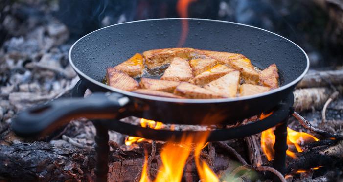 Gotowanie na ogniu