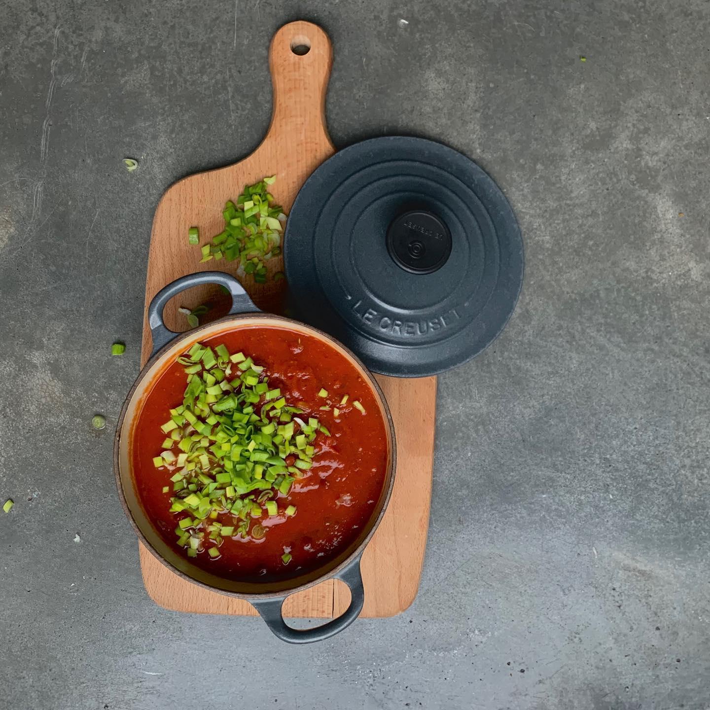 czerwona fasola na gęsto z jaśminowym ryżem 01