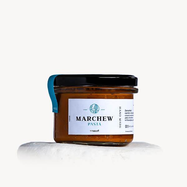 pasta z marchwi