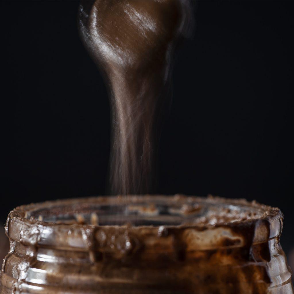 czekoladowo - orzechowy krem vegg