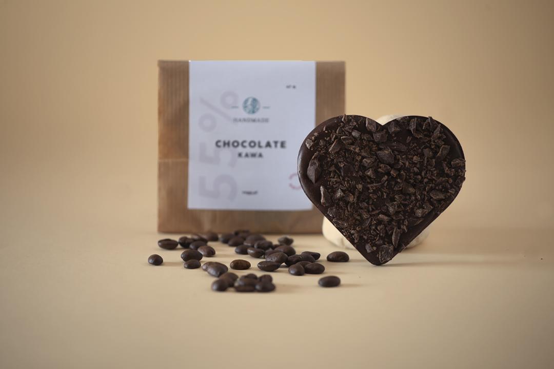 czekolada z kawa vegg